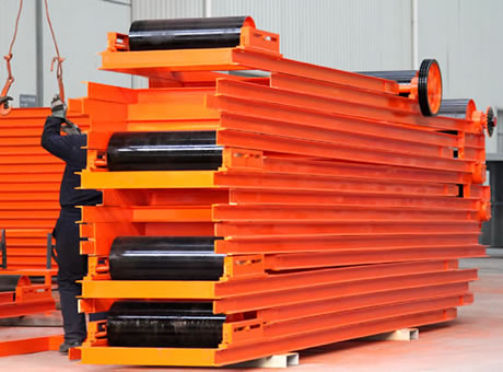 Continental Industry  Conveyor Belt Systems