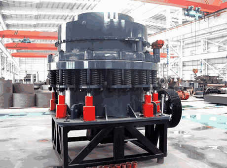 Cone Crushers  For Demanding Crushing Needs  Metso