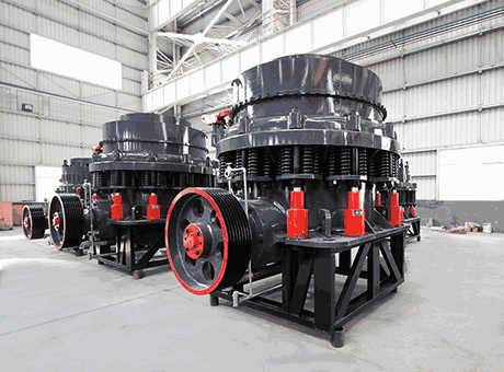 Symon Cone Crusher Agregate Size Adjustment