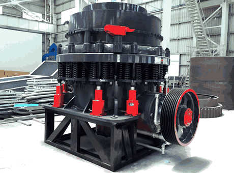 China Professional Cone Crusher For 50180 Tph Stone
