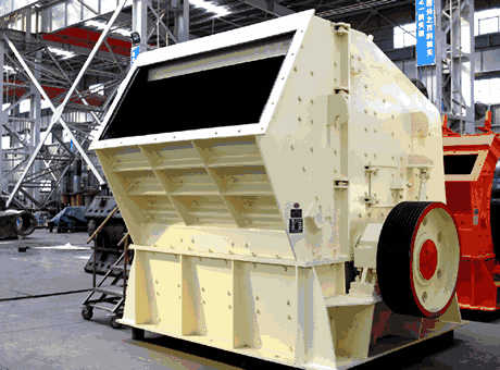 Used Impact Crusher Price In India