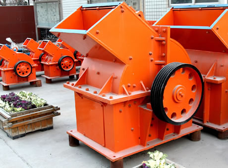 Sanbao Jaw Crusher Specifi Ion