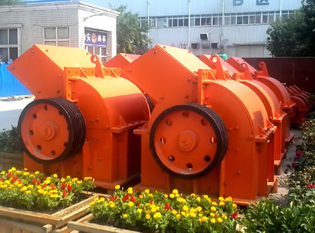 Quartz Hammer Crusher German Made