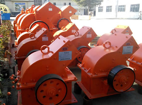 Coal Gangue Hammer Crusher For Professional Crushing