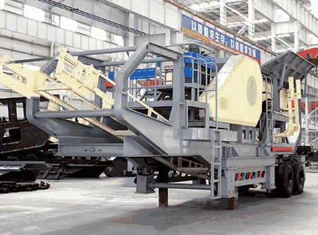Mobile Rock Crusher For Quarrying  Mining  Jxsc Machine