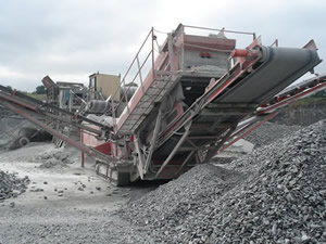 Magnetite Ore Mining Equipment