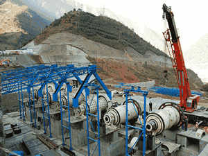 Ore Beneficiation Plant In Mine Testing High Quality