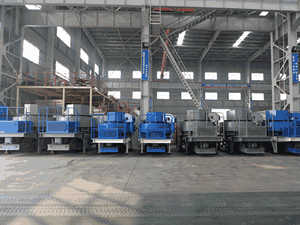 Iron Ore Mining Large Equipment