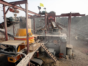 Equipments Needed For Mining And Processing Dolomite