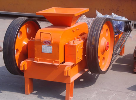 Ore Dressing Stonecrushing India Vanadium Roller Crusher