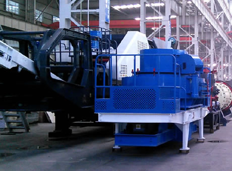 Artificial Sand Making Line In China