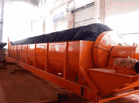 Spiral Chute The Best Equipment For Mining And Mineral