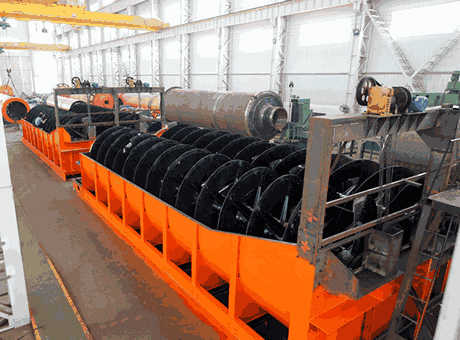 Spiral Chute Jiangxi Gandong Mining Equipment Machinery